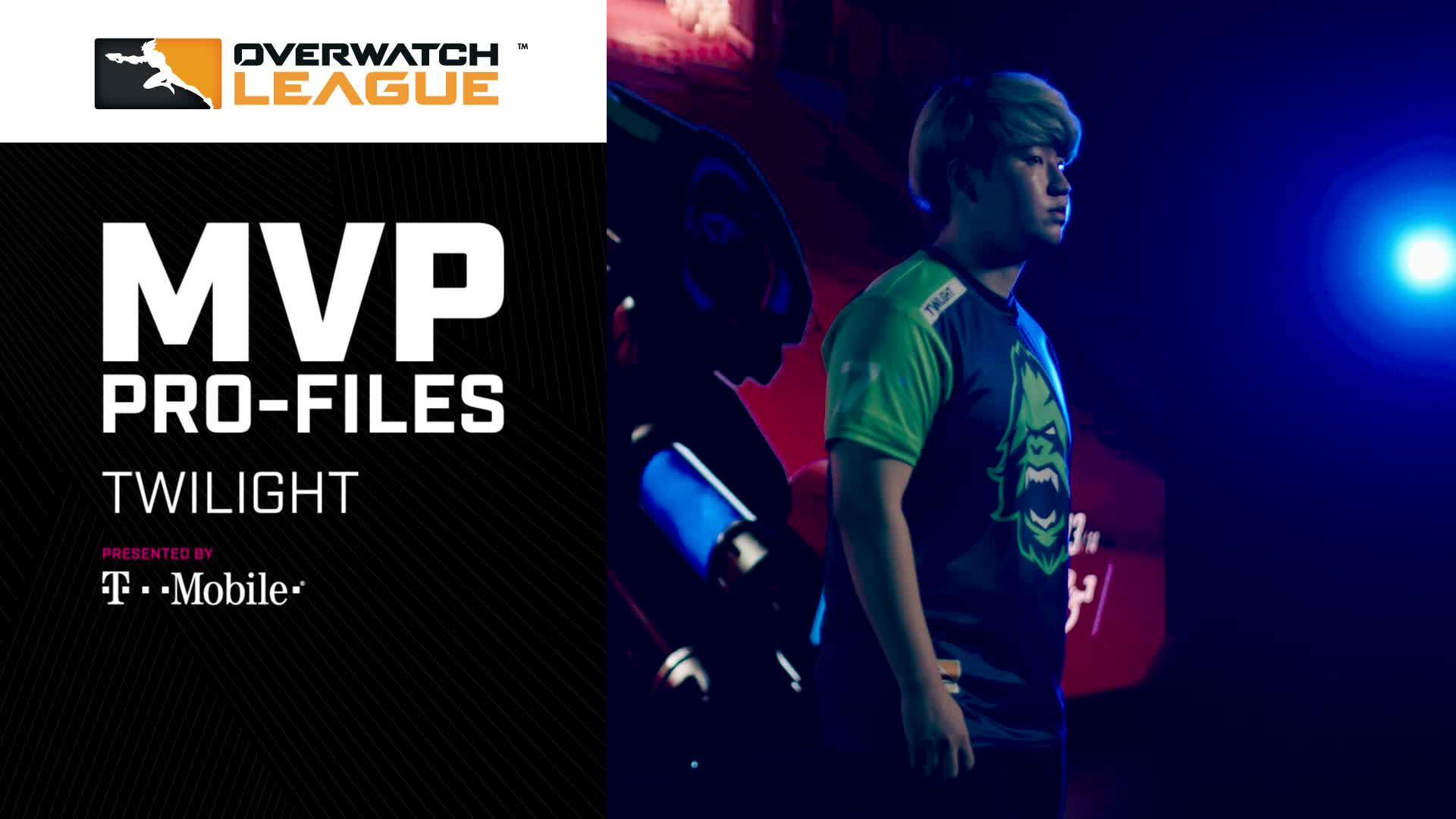 Overwatch League MVP Pro-Files: Twilight
